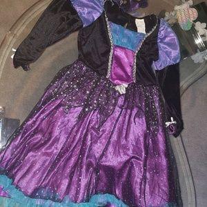 Purple princess costume